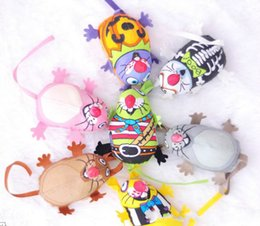 Wholesale Catnip Toys - Free Shipping Fat Cat ToysLovely Mouse For Cat Dogs Funny Fun Playing Contain Catnip Toys Pet Supplies Mixed Color 30pcs lot