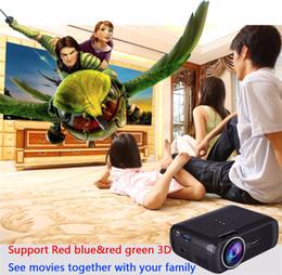 Projecteur Date HDMI LED Home Cinéma Beamer LED Proyector Soutien Full UHD 1080p Vidéo Media Player livraison gratuite ? partir de fabricateur