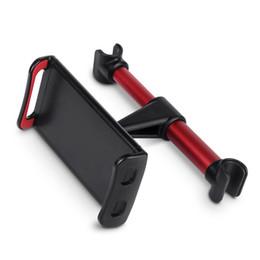 Support de siège de voiture universel support de téléphone oreiller arrière réglable tablette PC supports de téléphone portable support de siège arrière pour iPhone Samsung ipad ? partir de fabricateur