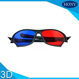 óculos anaglifos azuis vermelhos livres Desconto RU Frete Grátis, 5 pcs  Venda Quente Vermelho azul 644c0b52b8