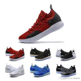 in stock a9868 8bf65 nike Günstige KD 11 EP Elite Basketball Schuhe KD 11s Männer Multicolor  Pfirsich Jam Herren Doernbecher Trainer Kevin Durant 10 EYBL All-Star BHM  Sneakers