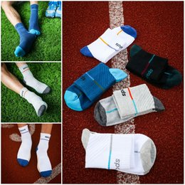 Wholesale Style Elite - 5 Styles High Quality Men's Socks Sport Professional Elite Sock Basketball Sport Breathable Running Socks Free DHL G509S