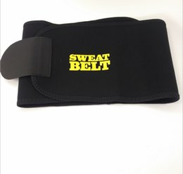 Wholesale Sweat Sauna Belt - Sweet Sweat Premium Waist Trimmer Men Women Belt Slimmer Exercise Ab Waist Wrap with color retail box
