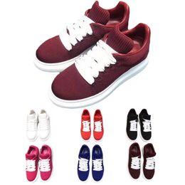 761e1c7484d 2018 Mac Comfort Mens Womens Black Shoe Beautiful Platform Casual Sneakers  Luxury Designers Shoes Solid Colors Dress Shoe Casual Shoes discount  designer ...