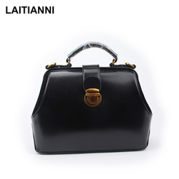 187e2f22e0b Luxury Fashion Handbags Ladies Hot Sale First Layer Leather Tote Bags Women  Buckle Handmade Good Quality Cross Body Bags