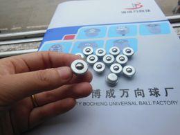Wholesale ball units - Dia 8mm Ball Metal Transfer Bearing Unit Conveyor Roller CY-8H