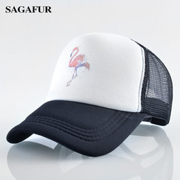 SAGAFUR Summer Cool Hats Flamingos Fashion Accessory Outdoor High Quality  Brand Casual Caps For Boys GiHat Female Sun Protection discount flamingo  hats 7d784ba52ac1