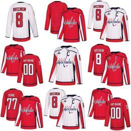3d0a3f15b Mens Womens Kids Youth Custom Blank Washington Capitals 70 Braden Holtby 8  Alex Ovechkin 19 Nicklas Backstrom 77 T.J. Oshie Hockey Jerseys