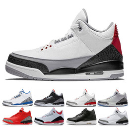 Wholesale Clear Fire - 2018 QS Katrina men basketball shoes Tinker JTH Free Throw Line white Black Cement Fire Red Grateful True Blue sports shoes sneaker 41-47