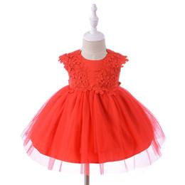 Jolie Infantile Parti Robe pour Bébé Fille Mignon De Mariage Vêtements Vestidos Nouveau-Né 1 Année D'anniversaire De Baptême Robes De Baptême Costumes ? partir de fabricateur