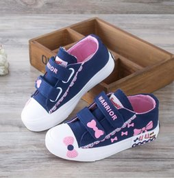 Wholesale high quality fabric stores - Jeff Store Kids Casual Shoes High quality Boys and Girls Children