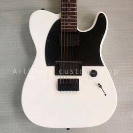 2019 fretless gitarren Fabrik benutzerdefinierte Top qualität Slipknot James Wurzel Tele e-gitarre mit Koreanischen aufnahmen und elektronik musical instrument shop
