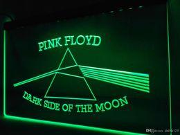 Wholesale n dc - LF059- Pink Floyd Rock n Rock Bar LED Neon Light Sign