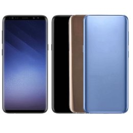 Wholesale best video phones - Best Goophone 9 Plus 9+ Real 4G Lte Full Screen 1GB 16GB Wireless Charging Android 7.0 Unlocked Mobile Cell phone Sealed Box