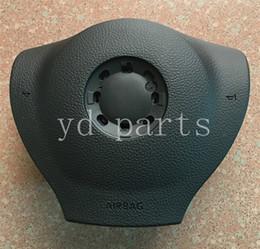 рулевое управление Скидка Рулевое колесо SRS подушка безопасности Крышка для VW Passat B6 подушка безопасности крышка водителя новая подушка безопасности крышка Бесплатная доставка