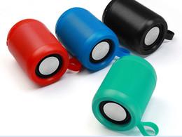 2019 schneckentelefon 2018 neue drahtlose Bluetooth Lautsprecher Stereo tragbare Mini Lautsprecher Subwoofer Stereo Sound mit 5W starken Treiber 4 Farben