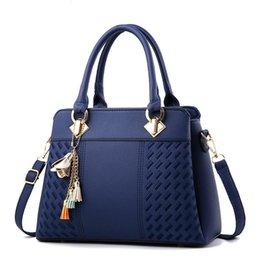 Wholesale Pandora Tote - Ma'am Bag 2018 New Pattern Middle Age Woman Package Mom Package Han Banchao Single Shoulder Satchel 2017 Fashion Handbag