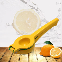 Spremiagrumi online-Spremiagrumi multifunzionale 2 in 1 Best Tenuto in lega di alluminio Limone Arancione Spremiagrumi Spremiagrumi Pressa Frutta Utensili da cucina T2I271