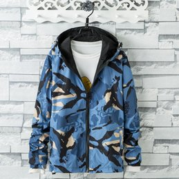 Wholesale Men Original Baseball Jacket - Original Design superstar kanye west Black graffiti printing denim jacket justin bieber HIP HOP Harajuku streetwear baseball jacket