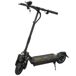 Scooter électrique plié en Ligne-Scooter électrique pliant à double entraînement d'UBGO 52V 2000W pour des adultes