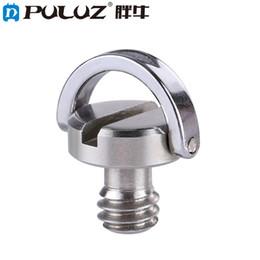 Tornillo de montaje de cámara de acero inoxidable 1/4 tornillo para héroe gopro / xiaomi yi / cámara digital dsl desde fabricantes