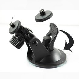 Wholesale Cups Video - Windshield Mini Suction Cup Mount Holder for Car Digital Video Recorder Camera