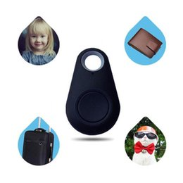 Горячая и новая Bluetooth 4.0 нет GPS трекер сигнализации iTag Key Finder голосовой записи анти-потерянный Selfie затвора для ios Android смартфон от