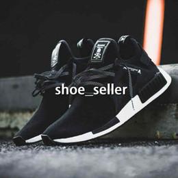 2018 Новый nmd XR1 бегун вдохновитель Япония мастер R1 ум Primeknit РК черные мужчины женщины кроссовки спортивная обувь кроссовки размер 36-45 cheap japan shoe sizes от Поставщики размеры обуви япония