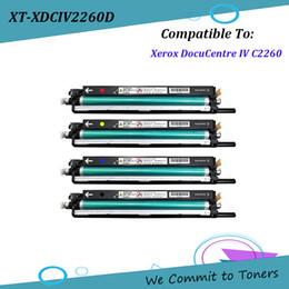 Wholesale Drum Cartridge - Xerox DCIV2260D Drum , Compatible Drum Cartridge for Xerox DocuCentre IV C2260 , CT250819 - CT250822 ; BK C M Y - 53,000 Pages