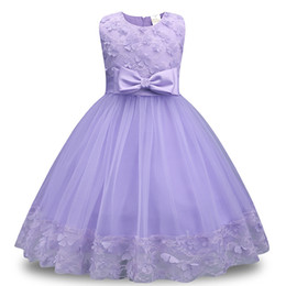 3e85296f5cd Chinese Children s wedding dress princess dress girls costumes European and  American fashion style fluffy dress factory