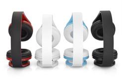 Auriculares bluetooth hi fi online-Auriculares inalámbricos plegables de los auriculares estéreos de V3.0 Bluetooth Wireless Headphone para los teléfonos elegantes con Retailbox Envío libre