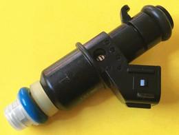 Wholesale Honda Fuel - 4pcs Original Fuel Injectors 16450RNAA01 16450-RNA-A01 Injector Nozzles for Honda Civic 8 Holes