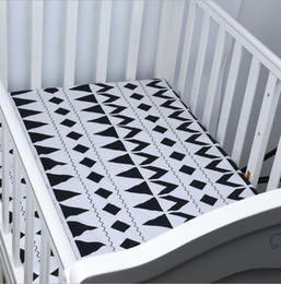 Wholesale Baby Boy Crib Sheets - free shipping infant standard crib sheet baby boys and girls bedding sheets full size many designs