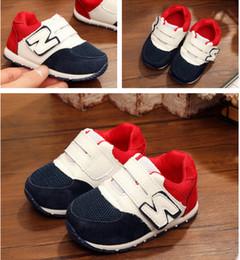 36661ea4d75bc 2019 chaussures pour garçons d année 2018 Nouveau Rétro Enfants Chaussures  Rétro Casual Chaussures Enfants