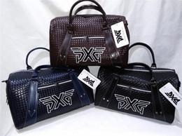 Wholesale ems golf clubs - Brand New OEM Quality PXG Clothes Bag PXG Golf Bag 3 Colors PXG Golf Clubs Bag EMS Free Shipping