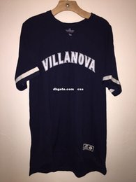 Wholesale Cheap Athletic Shorts - Cheap custom VILLANOVA Wildcats Athletic Dri-Power Retro Ragian Baseball Jersey Men Women Youth Stitched Customize any number name