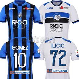 2018/19 Camisetas de fútbol de Atalanta Gómez Ilicic Rigoni Futbol Camisa Fútbol Camisetas Kit de Maillot Serie A desde fabricantes