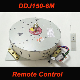 lift inches Promo Codes - DDJ150 150KG 6M Auto Remote-controlled Chandelier Hoist Lighting Lifting System Electric Winch Lamp Motor AC 85-265V