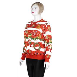 Sweat-shirt à effet massif n7 en Ligne-2019 Automne Pleine Manches O Cou 3D Coréenne Numérique Mass Effect N7 Impression Femmes Sweat Pullover Hoodies Vêtements Kawaii Graffiti Drôle