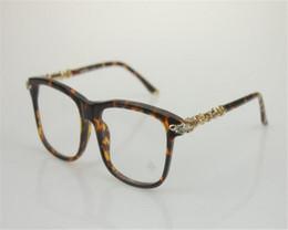 77d0c3a878 Unisex Fashion Acetate Full Rim Retro Optical Eyewear Frame Leopard Black  Myopia Gafas Spectacle Reading Eyeglasses Brand Design