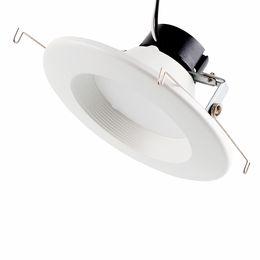 Argentina EE. UU. Stock-12W / 15W 5/6 'ENERGY STAR UL Liste Regulable LED Empotrable de iluminación Retrofit Downlight- 3000K 4000K 5000k LED de techo Suministro