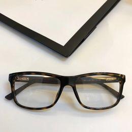 Óculos de luxo quadro de lente clara 1045 óculos de alta qualidade quadro homem  mulheres designer de armações de óculos de marca de luxo homens oculos de  ... 71dc2155c8