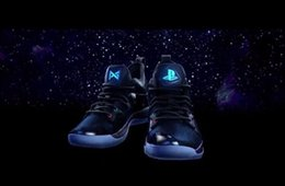 Wholesale Shoes Luminous - 2018 Newest Paul George 2 PG II Basketball Shoes PG2 PlayStation All-Star Taurus March Madness Luminous Tongue Sports Sneakers Outdoor Shoes