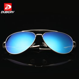 fbfb4c083fd DUBERY 2018 Sunglasses Men Polarized Famous Brand Design Driving Sun Glasses  Male UV400 TAC Mirror gafas de sol hombre D8073
