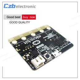 Deutschland Micro: Bit Entwicklungskarte, Microbit, NRF51822 Master Board, Phython Grafikprogrammierung cheap master board Versorgung