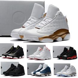 Pattini di pattino di aria dura online-Nike air jordan 13 retro KIDS 13s Scarpe da Basket One Penny Hardaway Bambini Tennis FOAM Melanzana Basket Sport Scarpe Outdoor Athletic Scarpa da tennis Eur 41-47