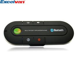 2020 alto-falante de mão bluetooth Bluetooth v4.1 kit mãos livres sem fio multiponto mãos speaker speaker speaker speaker viseira clipe de áudio mp3 player com função dsp alto-falante de mão bluetooth barato