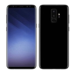 Wholesale Dual Sim Smartphone 4g - Unlocked Goophone S9+ S9 PLUS 6.3inch Cell Phone Android 1GB Ram 8GB Rom 8MP Quad Core Fake 4G WIFI GPS Smartphone