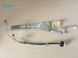 flex cable for laptop Promo Codes - Wholesale- WZSM Wholesale New LCD Flex Video Cable for ASUS K52 K52D K52J K52F K52N K52JR A52N A52J X52 X52F laptop cable P N 1422-00RL000