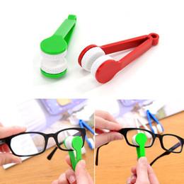 Zufällige Gläser Dedicated Convenience Cleaner Super Feinfaser Super Clean Power Tragbare Gläser Reiben mit Schlüsselanhänger Cleaner von Fabrikanten
